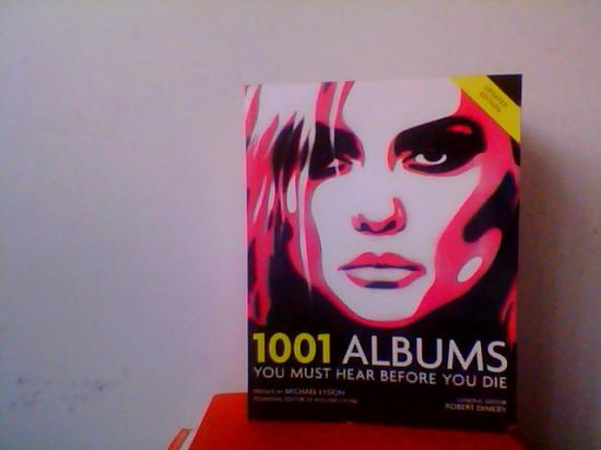 1001 ALBUMS you must hear before you die.... for sale by
